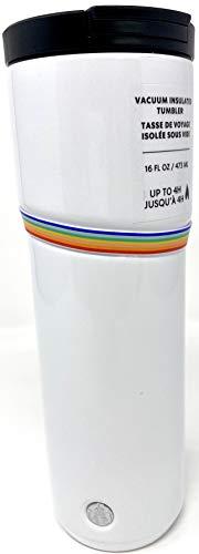 Starbucks Travel Vacuum Insulated Thermos/Tumbler - 16 OZ -...