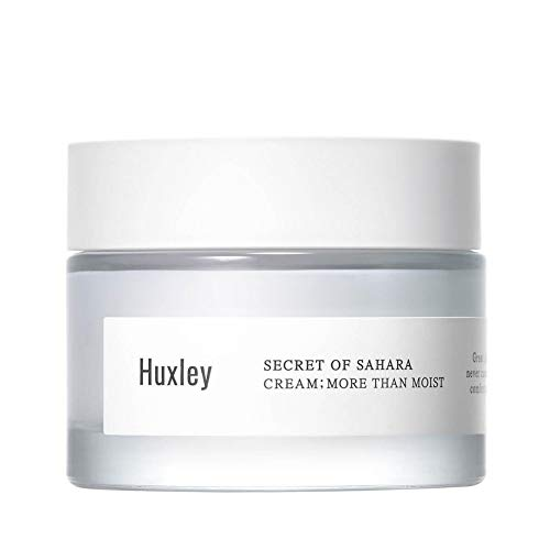 Huxley More Than Moist Refreshing Skin Hydration Gel Cream 10 ounces (50 ml)