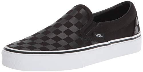 Vans Men's Embossed Suede Slip-On Skate Shoe