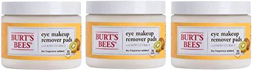 Burt's Bees Eye Makeup Remover Pads, 35 Count,...