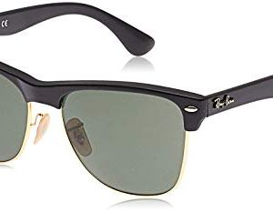 Ray-Ban Rb4175 Clubmaster Square Sunglasses 42