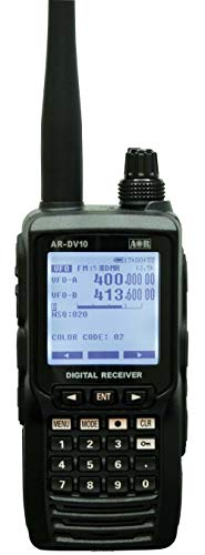 AR-DV10 エーオーアール デジタル・レシーバー SDRデジタル受信機