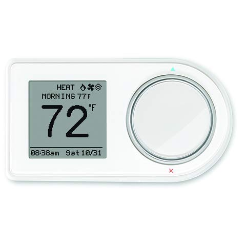 Lux Products GEO-WH Wi-Fi Thermostat, White