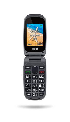 SPC Harmony 2304N - Teléfono móvil (Dual SIM, Números y letras...
