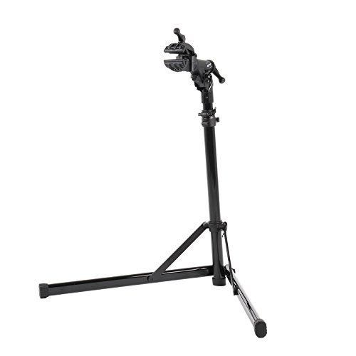 "Fahrrad Montageständer eBike Contec \""Rock Steady\"", Traglast: ca. 30 kg, Klemme 360° rotierbar, (H/B/T) ca. 100x104x82 cm (Aufgebaut)"