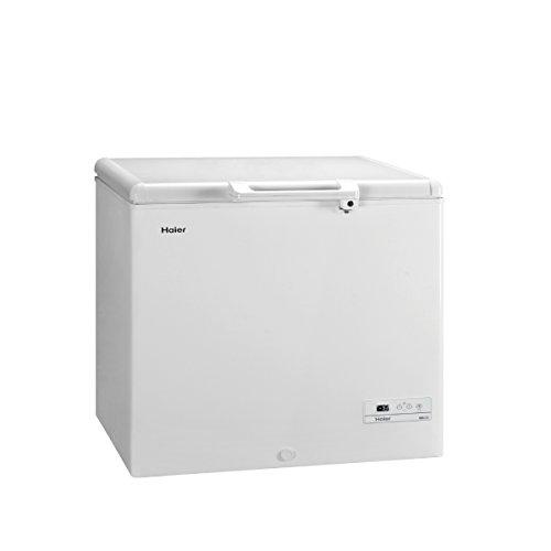 Haier HCE259R Libera installazione A pozzo 259L A+ Bianco congelatore, Senza installazione
