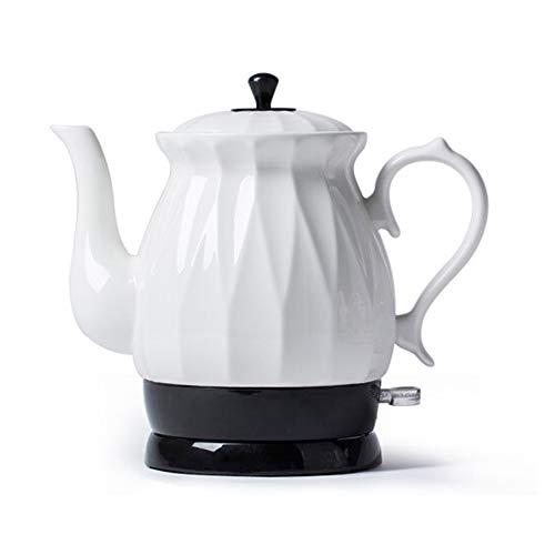 GUYUN 1.7l Neue Keramische,Elektro-Wasserkocher, Trockenlaufschutz, BPA Frei, Retro Wasserkocher: Keramik-Wasserkocher,Elektrischer Wasserkocher Drahtlose