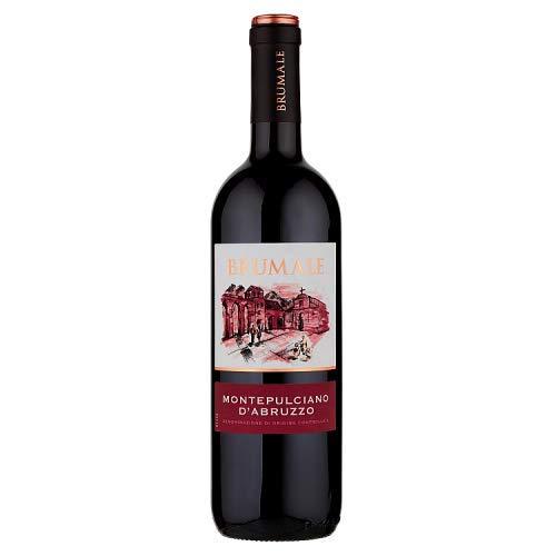 Brumale - Vino Rosso Montepulciano D'abruzzo DOC - Bottiglia da 750 ml