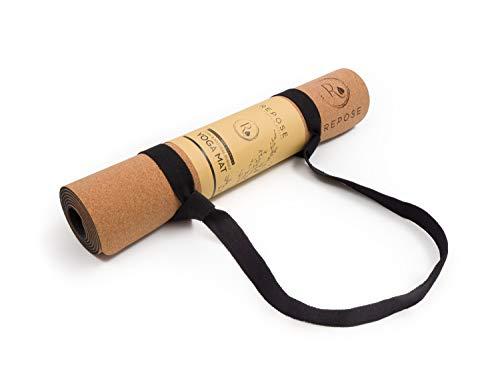 REPOSE Eco-Friendly yoga mat, Responsibly Sourced Cork &...