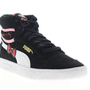 PUMA Women's Ralph Sampson Mid Hello Kitty Sneaker