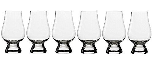Stölzle Lausitz Whiskey Glencairn glas 190ml   Set van 6   Vaatwasmachinebestendig   Ideaal als cadeau-idee