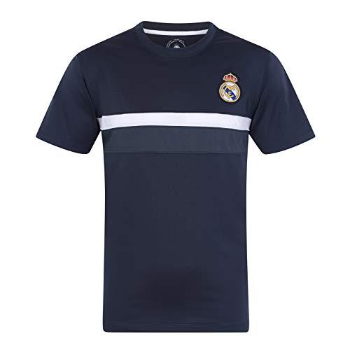 Real Madrid - Camiseta Oficial para Entrenamiento - para Hom