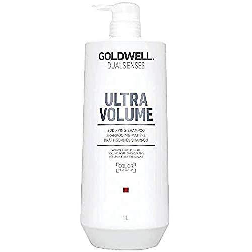 Goldwell Dualsenses Ultra Volume Bodifying Shampoo, 1er Pack (1 x 1 l)