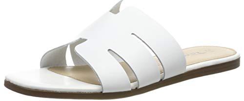 Tamaris Damen 1-1-27146-32 100 Pantoletten Weiß (White 100), 40 EU