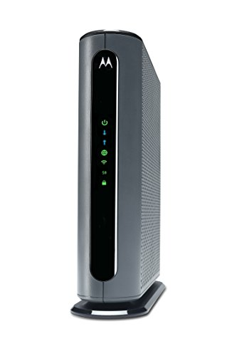 Motorola MG7700 cable modem & Wi-Fi router