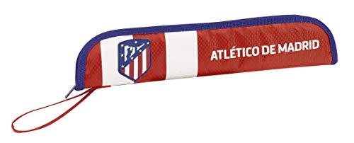 Atlético de Madrid, 811845284, 2018, Porta Flauta 37X8 cm,