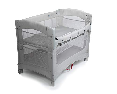 Arm's Reach Concepts Ideal 3 in 1 Co-Sleeper Bassinet - Grey