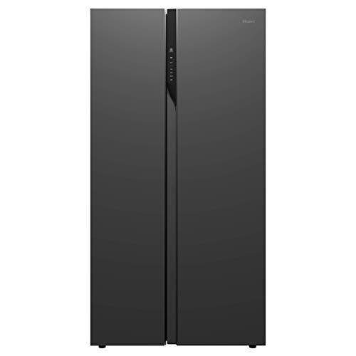 Haier 570 L Inverter Frost-Free Side-by-Side Refrigerator (HRF-622KS,...