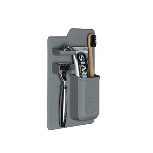 Tooletries - The Harvey (Grey), Silicone...