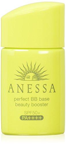 アネッサ パーフェクト BBベース ビューティーブースター ナチュラル (自然~濃いめな肌色) (SPF50+・PA++++...