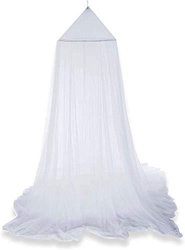Ultranature klamboe   Afmetingen: 250 x 65 x 0,2 cm   Eenvoudig te installeren   Perfecte luchtcirculatie   100% polyester