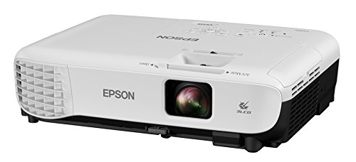Epson VS355 WXGA 3,300 lumens color brightness (color light output) 3,300 lumens white brightness (white light output) HDMI 3LCD projector