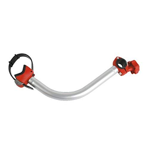 Fiamma 04133B01 Blocca Bici Pro 3, Rosso