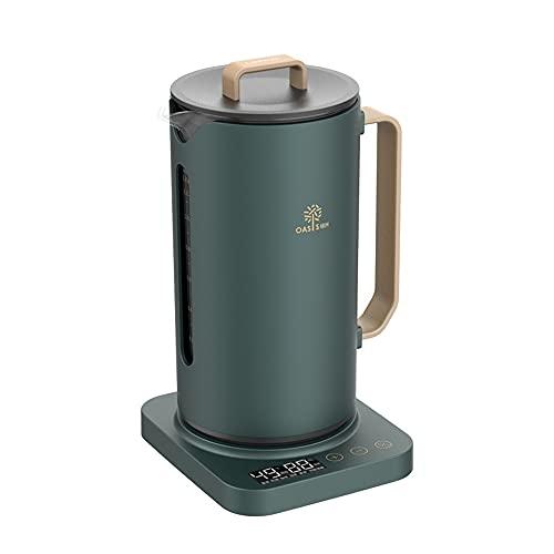 KELITE Elektrischer Wasserkocher Haushaltsdämmtopf Automatische Gesundheitspot Büro Heißkocher Thermostatikkessel 1000w
