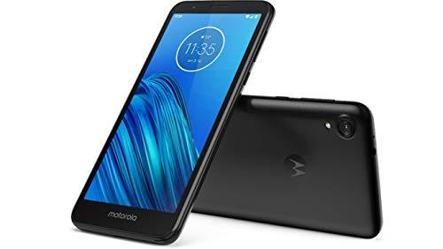 Motorola Moto e6 Starry Black 16GB Verizon (Renewed)