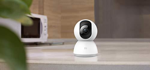 31wgsbZlqYL [Bon plan Arlo !  Xiaomi -Caméra de Sécurité Domestique 360° 1080P- Blanc