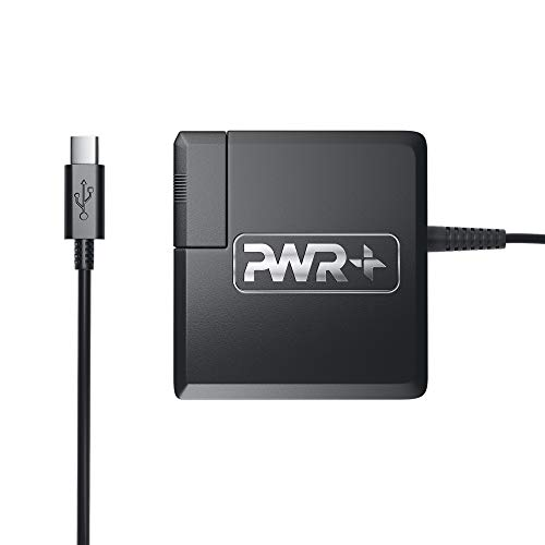 USB-C Laptop Charger for Lenovo Yoga: C940 C930 S730 720 730 730s 920 L380 L480 L580 ThinkPad X1 Carbon GX20M33579 4X20M26268 ADLX65YDC2A ADLX65YLC3A GX20P92530 UL Listed Universal Travel Adapter