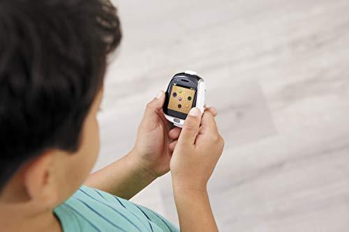 Image 6 - Little Tikes Smartwatch pour enfants Tobi le Robot avec caméras, vidéos, jeux et activités – Rose