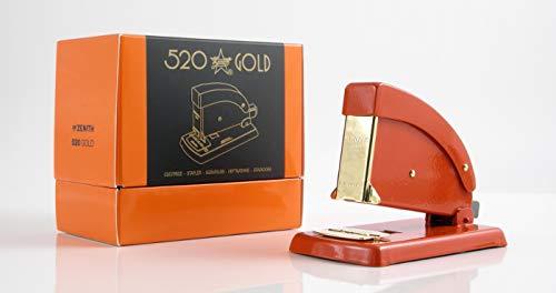 Cucitrice Da Tavolo Zenith 520 Gold - Rossa