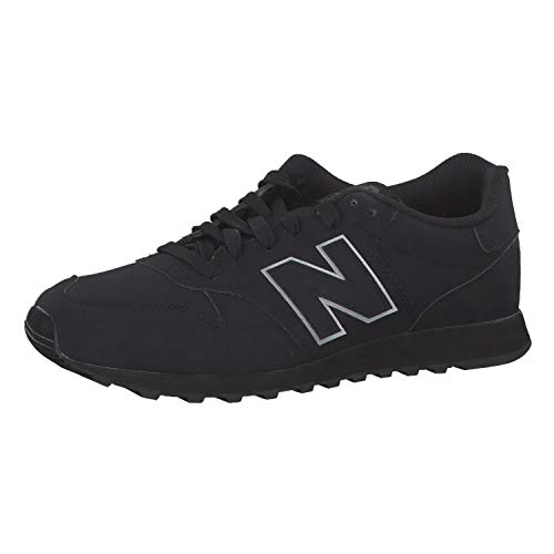 New Balance 500, Zapatillas Hombre, Negro (Black Black), 42 EU