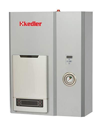 Chaudière électrique pour chauffage central + eau chaude sanitaire, Vénus 9 kW 400V avec mini chauffe eau instantané 12KW