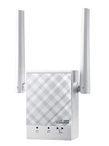 ASUS RP-AC51- Repetidor Extensor de Red WiFi AC750 Doble Banda (Puerto...
