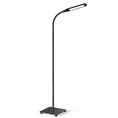 Miroco LED Floor Lamp with 4 Brightness Levels & 4 Colors...