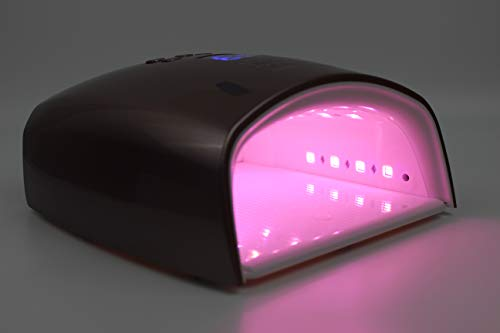 Wireless Plasma LED NON UV Nail Lamp Led Nail Light Nail Dryer(Champagne)
