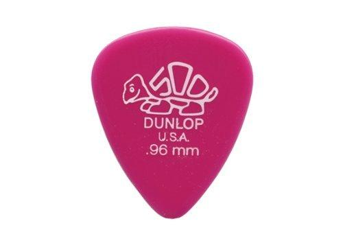 Jim Dunlop 41R Delrin 500 Standard Dark Pink (0.96mm) 12枚セット
