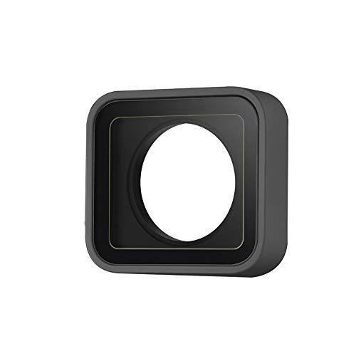 ParaPace Custodia protettiva di ricambio per obiettivo per fotocamera Custodia in vetro per GoPro Hero 7 6 5 Nero