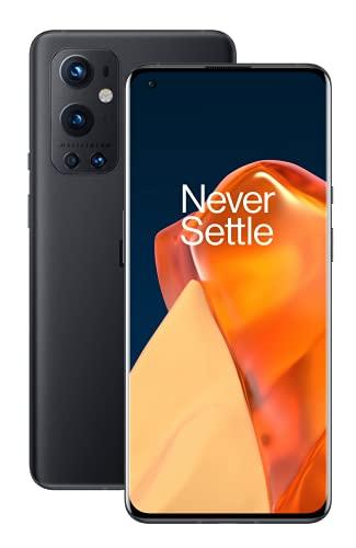 ONEPLUS 9 Pro 5G Smartphone con cámara Hasselblad, Color Negro...