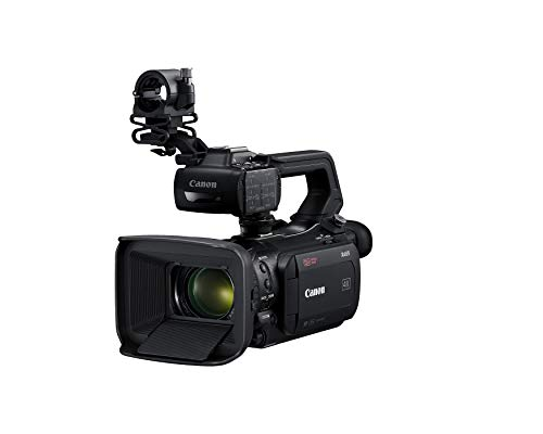 Canon XA55 Professional Camcorder Black