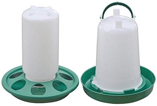 RentACoop Chick Feeder Waterer Kit (1.5 L Waterer...