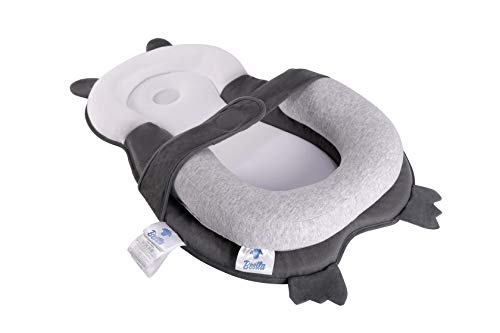 portable baby bed to prevent flat head
