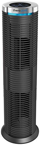 ENVION - Therapure TPP240, Air Purifier Tower with HEPA Type Technology (Graphite)