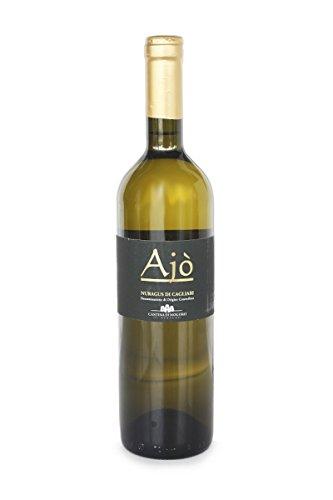 Vino bianco Aj Nuragus di Cagliari D.O.C. 75cl x6 bottiglie