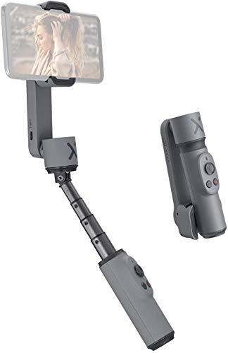 Zhiyun Smooth-Q 3-Axis Handheld Gimbal Stabilizer for Smartphone up to 220g or 6 inches i.e. iPhone 7 plus, Samsung S7, Huawei Mate
