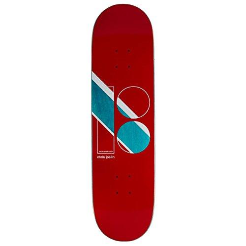 Plan B Joslin Geometrics Skateboard Deck - 8.375'
