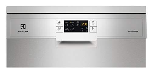 Electrolux ESF5545LOX Lavastoviglie, 13 coperti, 44 dB, Inox
