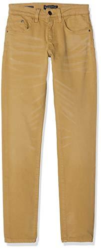 Bonobo Herren Slim Jeans Sadao-Sweat, Beige (beige Tabac) - 34